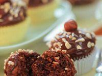 Chocolate Hazelnut Muffins recipe