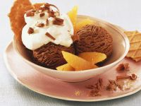 Chocolate Ice Cream Dessert recipe