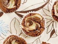 Chocolate Marble Cakes recipe
