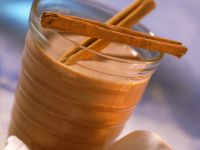 Chocolate Milk with Fruit recipe