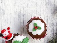 Chocolate Mincemeat Festive Cupcakes recipe