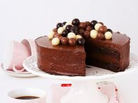 Gourmet Airy Choco Gateau recipe