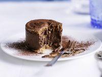 Chocolate Mousse Meringue recipe