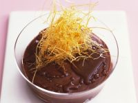 Chocolate Mousse with Caramel recipe