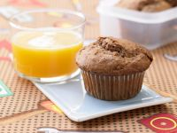 Chocolate Muffins with Oats recipe