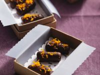 Chocolate Orange and Almond Batons recipe