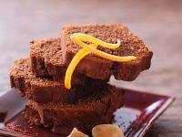 Chocolate, Orange and Ginger Cake recipe