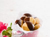 Chocolate Orange Biscuits recipe