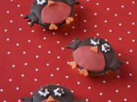 Chocolate Penguin Cakes recipe
