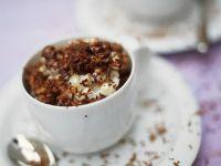 Chocolate Rice Dessert Cups recipe