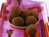 Chocolate-Rosemary Truffles recipe