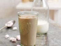 Chocolate Shake with Hazelnuts recipe