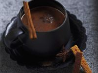 Chocolate Soup with Spices recipe