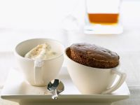 Chocolate Spice Souffle recipe