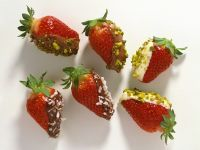 Chocolate Strawberries recipe