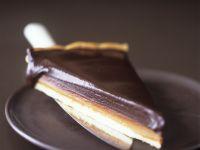 Chocolate Tart with Caramel recipe
