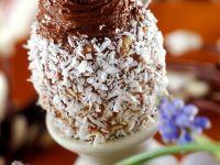 Chocolate Truffles with Coconut recipe