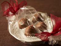 Chocolates with Raspberries recipe