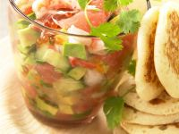 Chopped Fish Salsa recipe