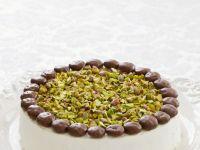 Chopped Nut and Buttercream Gateau recipe