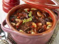 Chorizo and Bean Casserole recipe
