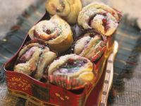Scandinavian Pastry Swirls recipe