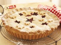 Festive Pie with Spiced Fruit Filling recipe