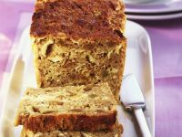 Christmas Cake with Dried Fruit and Nuts recipe