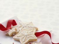 Christmas Cookies Ornaments recipe