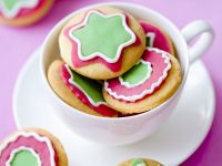 Christmas Cookies with Marzipan recipe