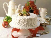 Christmas Ginger-Cream Cake recipe