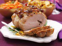 Christmas Glazed Hock recipe