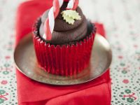 Christmas Mini Chocolate Muffins recipe