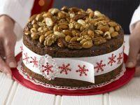 Christmas Nut Cake recipe