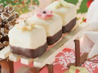 Christmas Petit Fours recipe