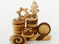 Christmas Pinwheel Biscuits recipe