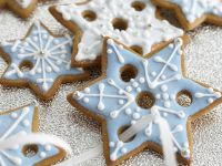 Christmas Star Biscuits recipe