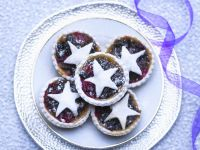 Christmas Star Pastries recipe