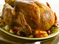Christmas Stuffed Turkey recipe