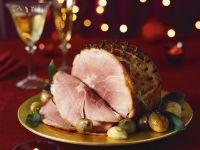 Christmas-time Gammon recipe