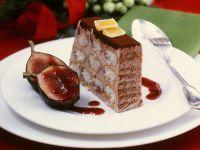 Christmas Tiramisu with Gingerbread recipe