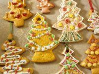 Christmas Tree Ornament Cookies recipe
