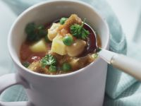 Chunky Soup recipe