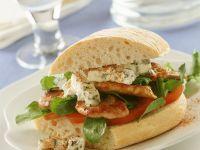 Ciabatta Sandwich with Pork recipe