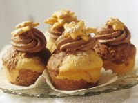 Cinnamon and Chocolate Marbled Cupcakes recipe