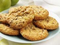 Cinnamon, Apple & Raisin Cookies recipe