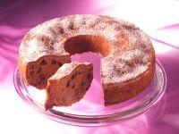 Cinnamon Raisin Zucchini Cake with Pineapple recipe