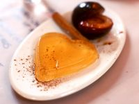 Cinnamon Wine Jelly with Plums recipe