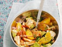 Citrus and Chicken Bowl recipe