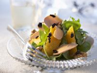 Citrus and Duck Liver Salad recipe